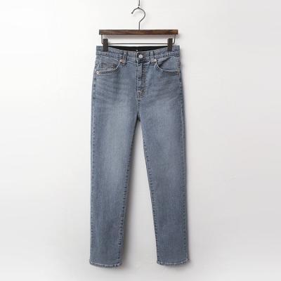 Vintage Slim Straight Pants
