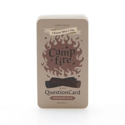캠프파이어 카드 (퀘스천카드 No.2)