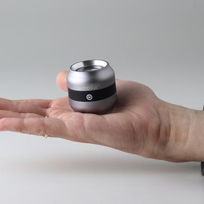 [스몰리아] USB충전식 LED확대경 돋보기 UV 전문가용