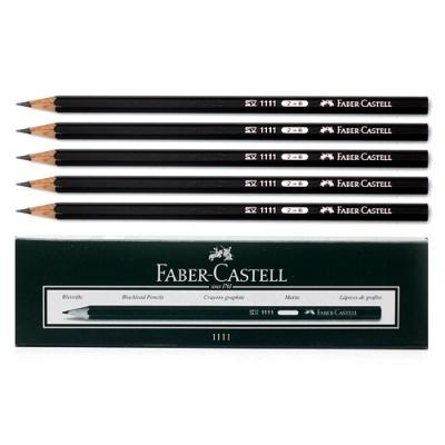 12p 블랙파버 B 연필