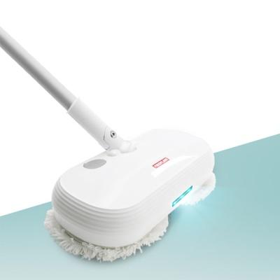 네오플램 무선 듀얼스핀 스프레이 물걸레 청소기