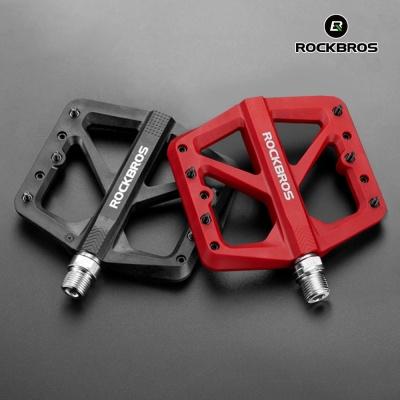 락브로스 자전거페달 미끄럼방지 경량 평페달 M906
