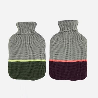 [House Doctor]Hot water bottle, Hot, asstd 2 고무병