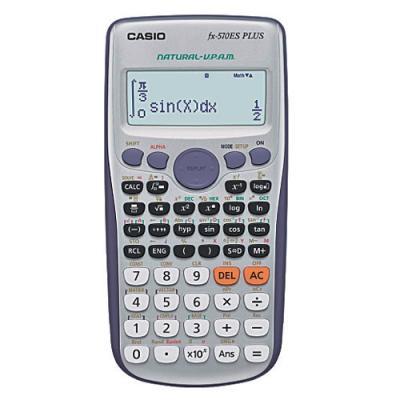 카시오공학용계산기 FX-570ES PLUS 138223