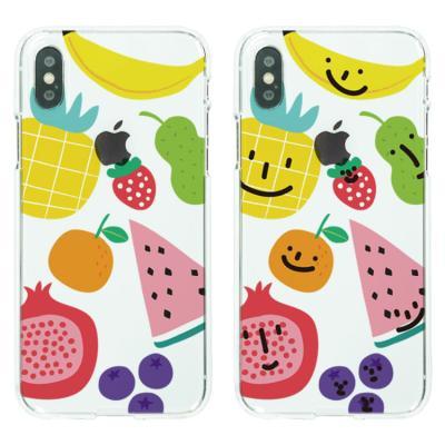 아이폰8케이스 과일샐러드 소프트젤리케이스