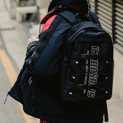 [로아드로아]ROIDESROIS - RDR MATRIX BACKPACK (BLACK) 가방 백팩 신학기