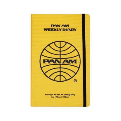 [PANAM] WEEKLY DIARY_ YELLOW