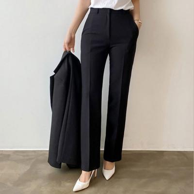 Straight Pull-On Pant
