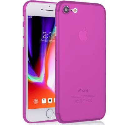 아이폰 8 에어슬림 핑크 케이스