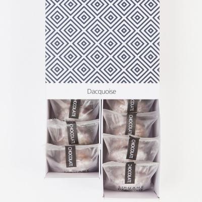 시루아네 초코다쿠아즈+쇼핑백 (28g X 10개)