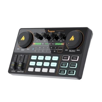 라이브 오디오 믹서 / 사운드 카드 믹싱콘솔 LCMT565