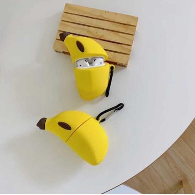 에어팟케이스 airpods케이스 이어팟케이스 바나나