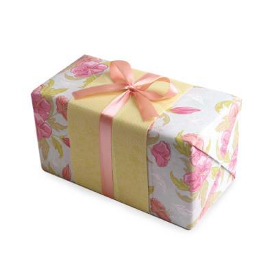 핑크플라워 포장지 대 (8장)