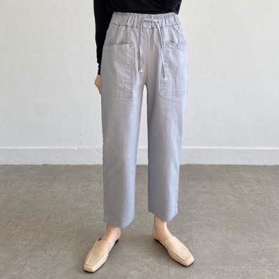 Modern Cotton Baggy Pants