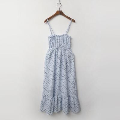Flower Cami Sleepwear Dress