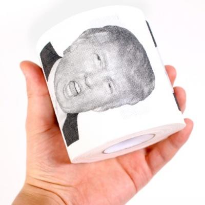 [쓸데없는선물 BEST! 트럼프 냅킨 갓샵 핵인싸템 ] 쓸모없는 특이한 인테리어소품