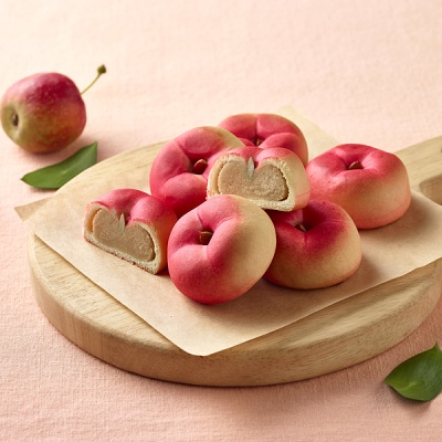 [오븐] 사과의 고장에서 전하는 안동 사과빵 7개입
