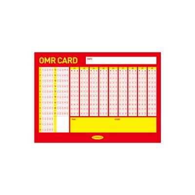 디마이너스 OMR 카드