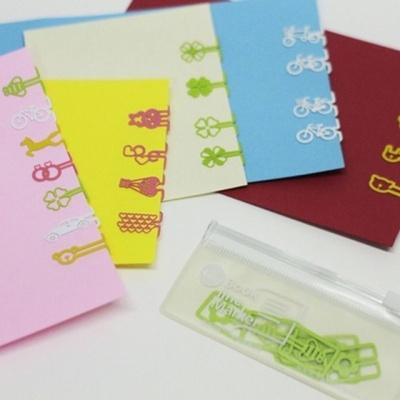 북마커 책갈피 디자인 책표시 북클립 북마크 독서용품