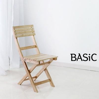 [벤트리] 접이식 카페 (폴딩)의자 basic