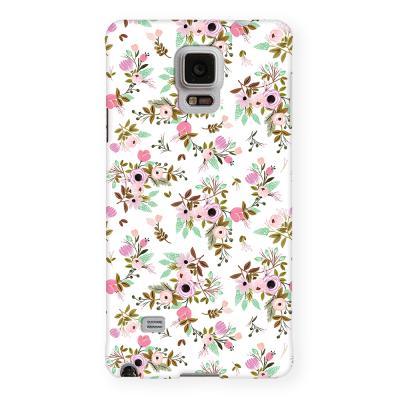 [테마케이스] Floral Garden 2 (갤럭시노트4)