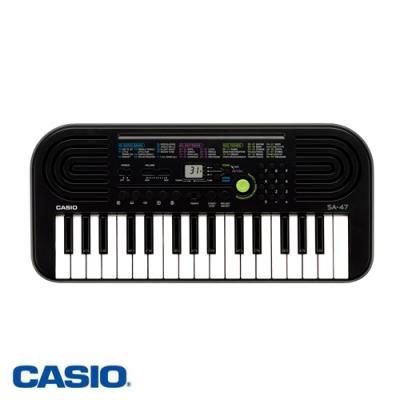 [CASIO/공식수입정품] 카시오 전자 키보드 SA-47