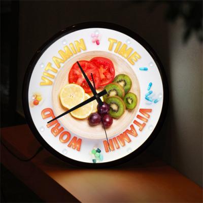 nf204-LED시계액자35R_비타민타임