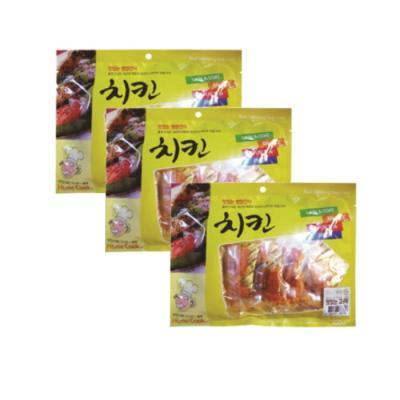 홈쿡(400g) 맛있는고구마x3개 강아지간식