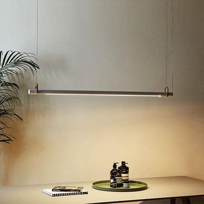 LED 플루트 펜던트 - 샴페인골드