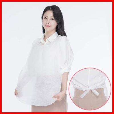 국내산 일회용 앞치마(허리끈) 1000장