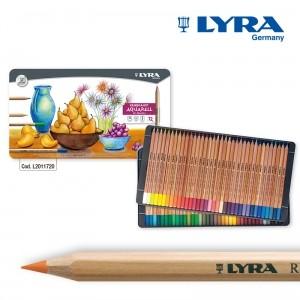 리라 램브란트 아쿠아렐(72색) 수채색연필