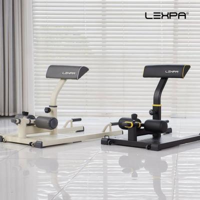 렉스파 YA-6300 빌드업 스쿼트 머신 힙업 하체
