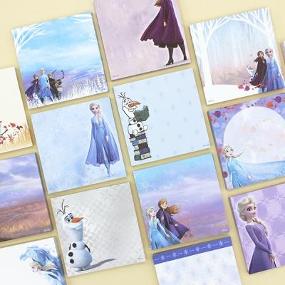 디즈니 겨울왕국 2_떡메모지