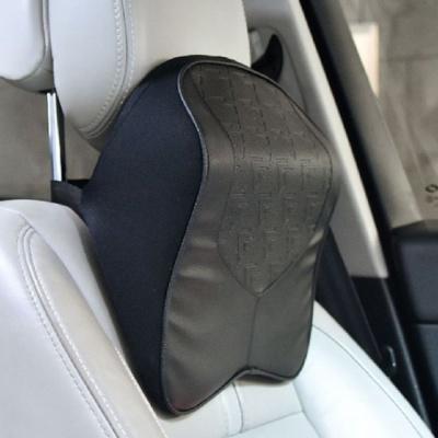 차량용 목쿠션 타공 자동차 목베개 목받침 용품