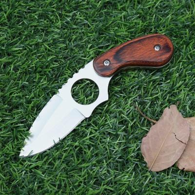 와일드 우드핸들 캠핑용 칼 / 휴대용 주머니칼