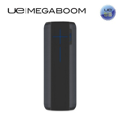 [UE]360도 사운드 방수 블루투스스피커 UE 메가붐 블랙