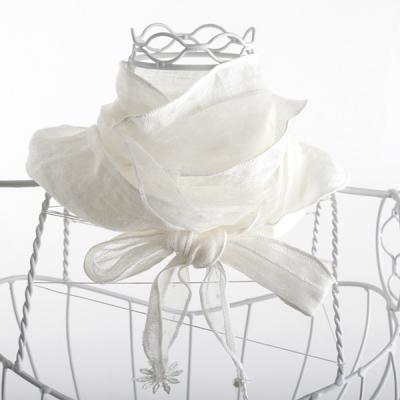 [더로라]마 레이스 쁘띠 스카프-들꽃사랑 S6108