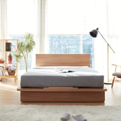 모던갤러리 2구서랍 침대 GA207 Q (7존독립스프링)