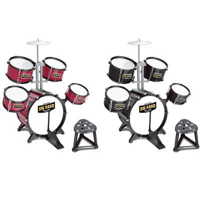 [무료배송]어린이 재즈 드럼 악기세트-6912