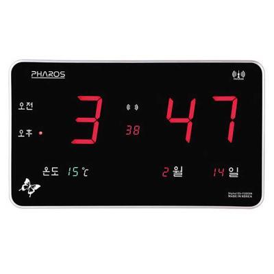 공간인테리어 디지털 전자벽시계MUH-3203RF CH1560639
