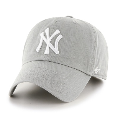 47브랜드 MLB모자 뉴욕 양키즈 그레이 화이트 (한정모델)