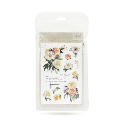Miccudo 프린팅 스티커 세트 (9. Vanilla Garden)
