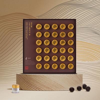 김소형 녹용상황버섯환 4g x 60환(2박스)+쇼핑백포함
