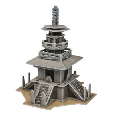 3D입체퍼즐 다보탑