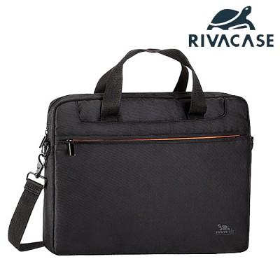 15.6형 노트북 가방 RIVACASE 8033 (태블릿PC & 액세서리 등 수납 / 생활 방수)