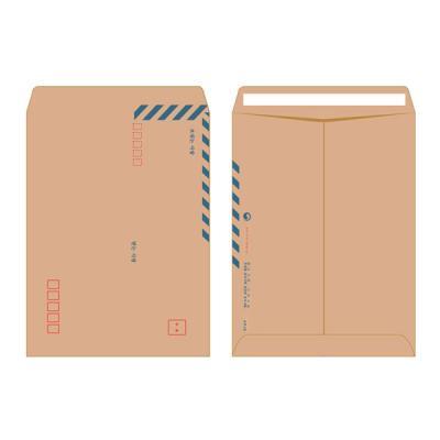 이화 접착 행정 각대봉투 A4 100매 서류 행정