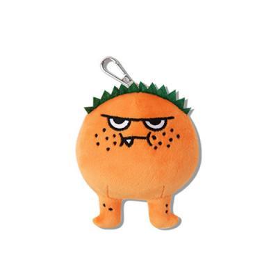 오렌지몬 가방고리 인형