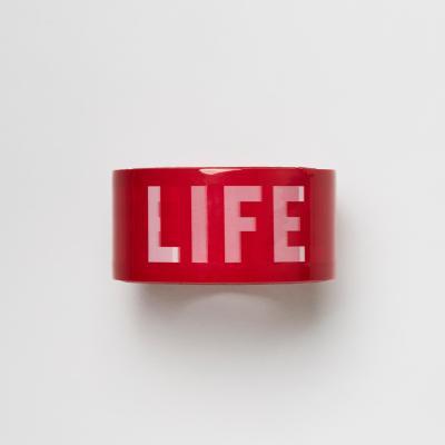 LIFE LOGO BOX TAPE