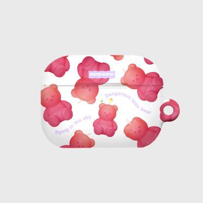 Little fire covy pattern-pink(에어팟프로 하드)