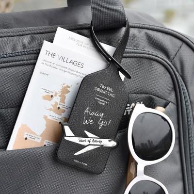 Travel Swing Tag-hologram